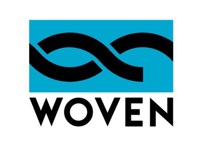 Woven woven zajacdesign logodesign logo graphicdesign dailylogochallenge brandidentity