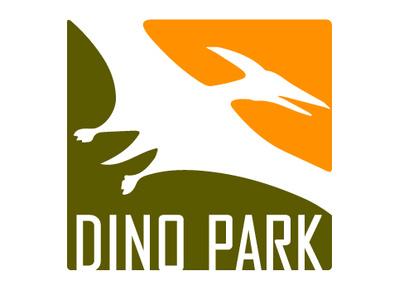 Dino Park dinosaur zajacdesign logodesign logo graphicdesign dailylogochallenge brandidentity