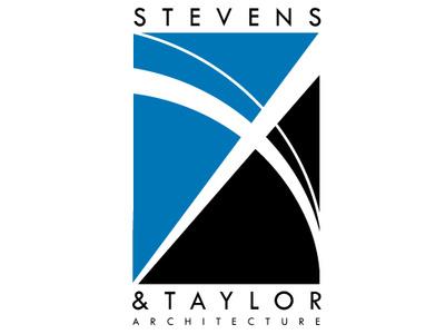 Stevens & Taylor architecture zajacdesign logodesign logo graphicdesign dailylogochallenge brandidentity