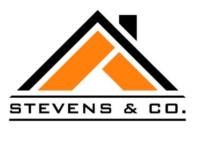 Stevens & Co stevensandco construction design zajacdesign logodesign logo graphicdesign dailylogochallenge brandidentity