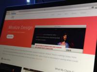 Homepage 2013