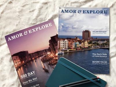 Amor & Explore Magazine