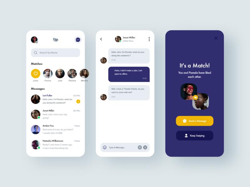 Arela Dating App uxdesign uidesign mobile ui mobile app design mobile app application datingapp dating designs app design app design ux ui