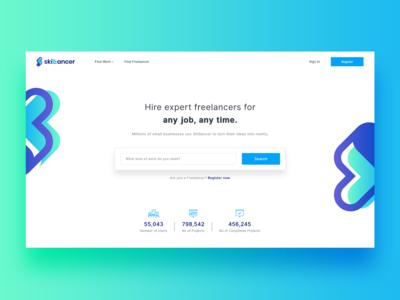 Skillancer Freelancer Platform