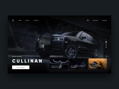 Rolls Royce Redesign Concept