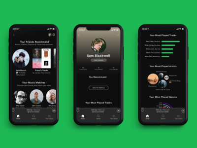 New Social Feature for Spotify