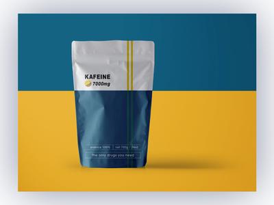 Kafeine coffee brand