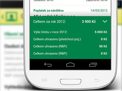 Karta Zdraví RBP 02 android app
