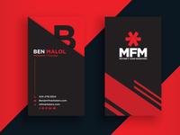 Business Card - MFM