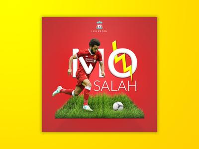 MO SALAH - The Egyptian King