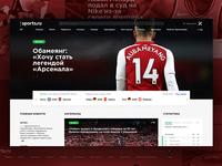 Sports.ru redesign