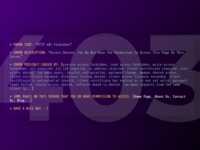 403 Forbidden Console Theme #CodePenChallenge