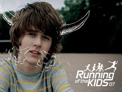 Running of the Kids