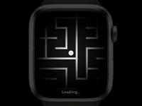 Endless maze game loader