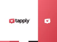 Tapply Logo Concept