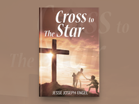Cross To The Star Book Cover Design