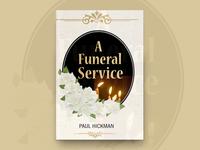 A Funeral Service Book Cover Design