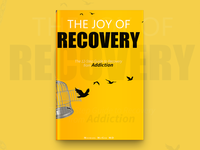 The Joy Of Recovery Book Cover Design
