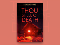 Thou Shell Of Death Book Cover Design