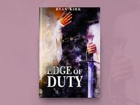 Edge Of Duty Book Cover Design