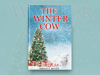 The Winter Cow Book Cover Design
