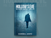 Hollow's Eve Book Cover Design