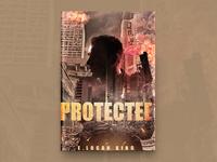 Protectee Book Cover Design