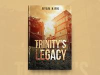 Trinity's Legacy Book Cover Design