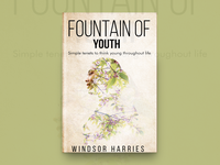 Fountain Of Youth Book Cover Design