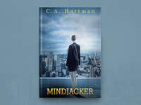 Mindjacker Book Cover Design