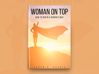 Woman On Top Book Cover Design