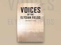 Voices Of The Elysian Fields Book Cover Design