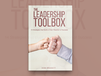 Leadership Toolbox Book Cover Design