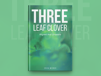 Three Leaf Clover Book Cover Design