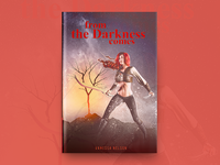 From The Darkness Comes Book Cover Design
