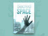 Sacred Space Book Cover Design