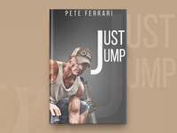 Just Jump Book Cover Design