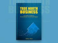 True North Business Book Cover Design