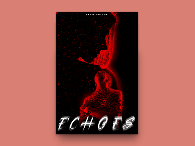 Echoes Book Cover Design