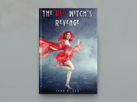 The Red Witch's Revenge Book Cover Design