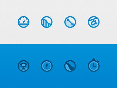 Iconography | Allsnow | 2x icon iconography snow mountain ski snowboard symbol ui app allsnow trophy elevation time chairlift