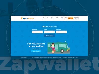 Zapwallet - Online Payment