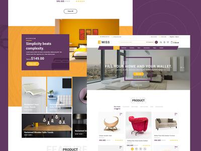 furniture online store