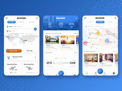 Booker App - Online Booking
