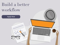 Landing page - Workshop
