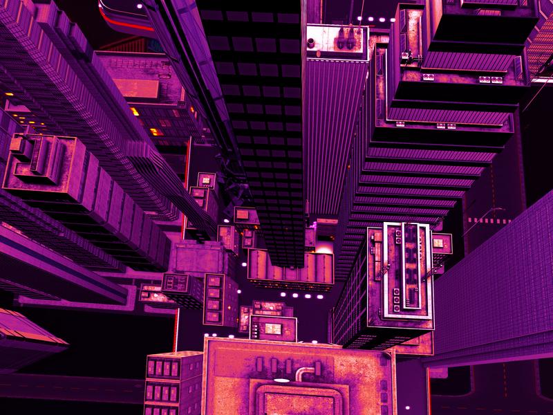 Graphic City composite 3d animation artstation artwork design motion graphic design after effects motion graphics element 3d city graphic city 3d art 3d