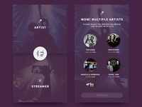 Music Live Streaming App