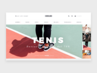 Ecommerce Site - first approach