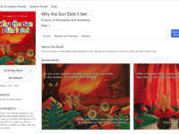 Finally uploaded to iBooks- Why the Sun Didn't Set