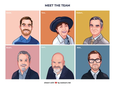 Custom Cartoon Avatars For Startups and Teams caricature hari gif process sketch design man face illustration cartoon avatar